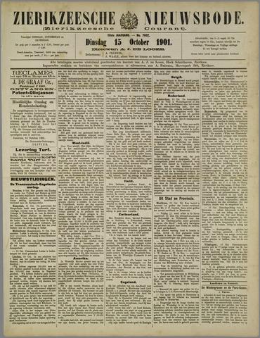 Zierikzeesche Nieuwsbode 1901-10-15