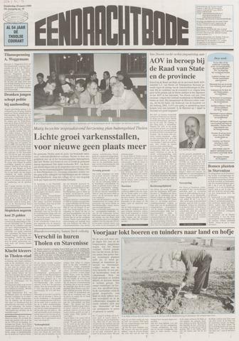 Eendrachtbode (1945-heden)/Mededeelingenblad voor het eiland Tholen (1944/45) 1999-03-18