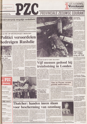 Provinciale Zeeuwse Courant 1989-03-06