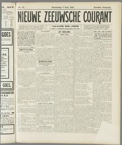 Nieuwe Zeeuwsche Courant 1911-06-08
