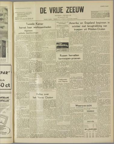 de Vrije Zeeuw 1958-10-01