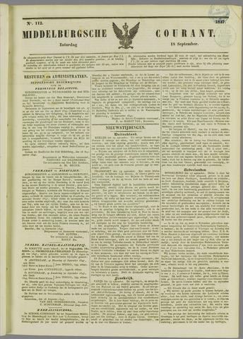 Middelburgsche Courant 1847-09-18