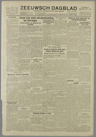 Zeeuwsch Dagblad 1949-02-07