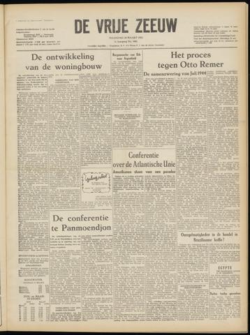 de Vrije Zeeuw 1952-03-10