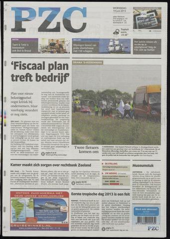 Provinciale Zeeuwse Courant 2013-06-19