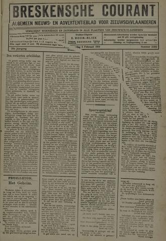 Breskensche Courant 1919-02-05