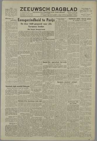 Zeeuwsch Dagblad 1947-07-14