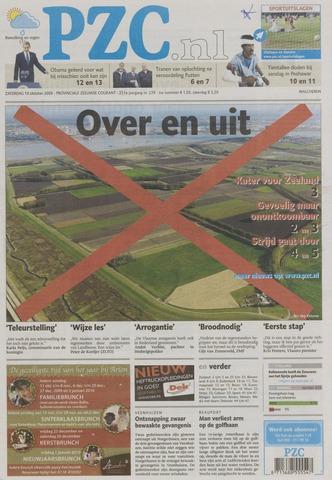 Provinciale Zeeuwse Courant 2009-10-10