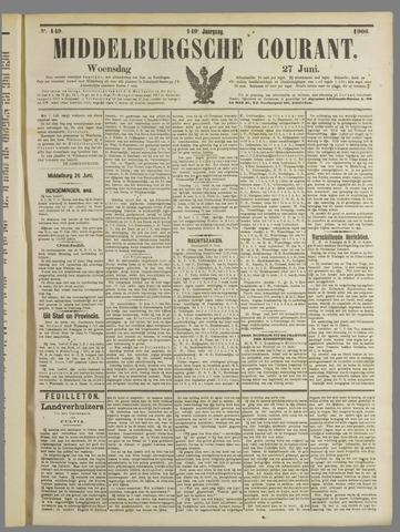Middelburgsche Courant 1906-06-27