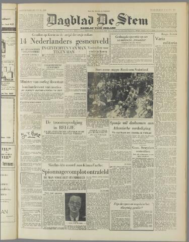 de Stem 1951-06-06