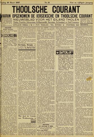 Ierseksche en Thoolsche Courant 1937-03-19