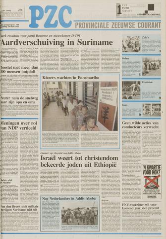Provinciale Zeeuwse Courant 1991-05-27