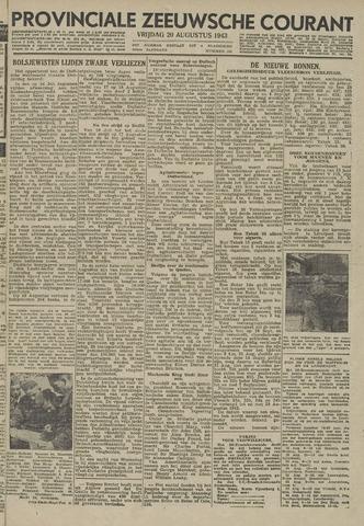 Provinciale Zeeuwse Courant 1943-08-20