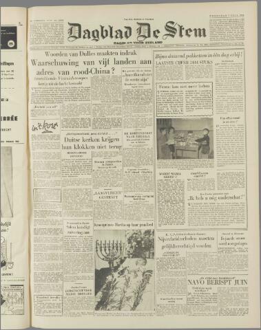 de Stem 1954-04-07