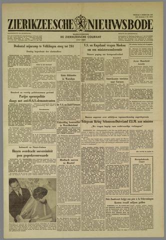 Zierikzeesche Nieuwsbode 1962-02-09