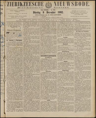 Zierikzeesche Nieuwsbode 1902-12-09