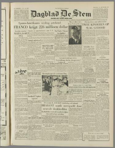 de Stem 1953-09-28