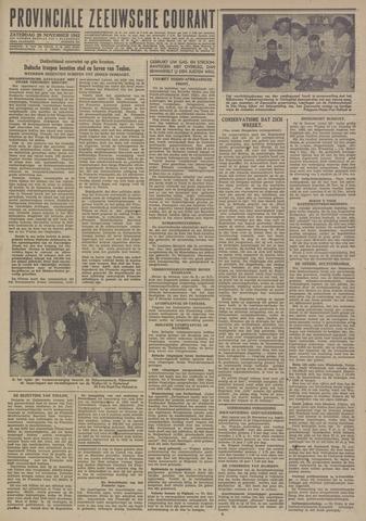 Provinciale Zeeuwse Courant 1942-11-28