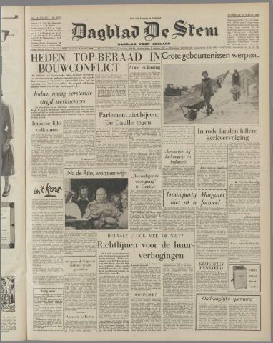 de Stem 1960-03-19