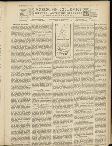 Axelsche Courant 1946-03-20