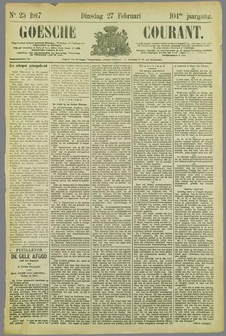 Goessche Courant 1917-02-27
