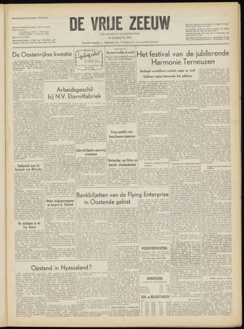 de Vrije Zeeuw 1953-08-31