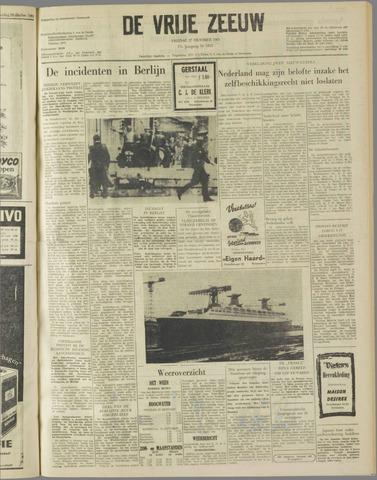 de Vrije Zeeuw 1961-10-27
