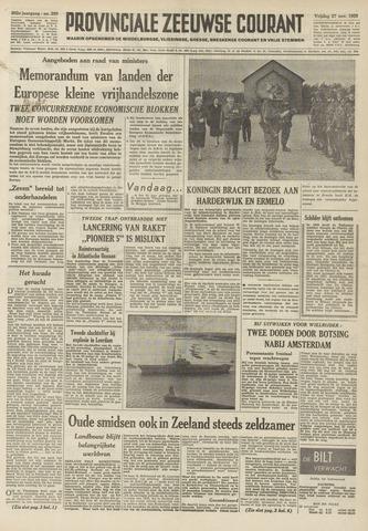 Provinciale Zeeuwse Courant 1959-11-27