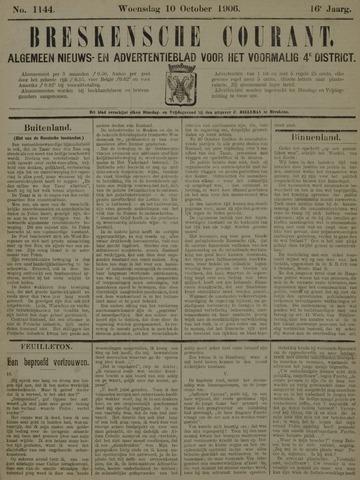 Breskensche Courant 1906-10-10
