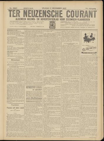 Ter Neuzensche Courant. Algemeen Nieuws- en Advertentieblad voor Zeeuwsch-Vlaanderen / Neuzensche Courant ... (idem) / (Algemeen) nieuws en advertentieblad voor Zeeuwsch-Vlaanderen 1937-12-17