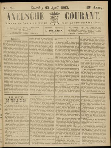 Axelsche Courant 1903-04-25