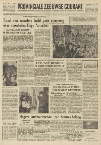 Provinciale Zeeuwse Courant 1959-05-06