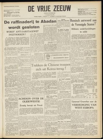 de Vrije Zeeuw 1951-06-29