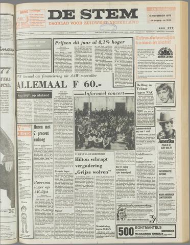 de Stem 1976-11-06