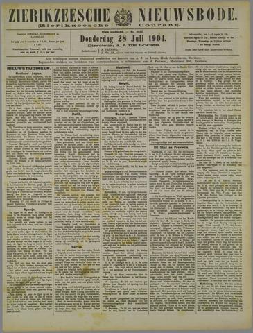 Zierikzeesche Nieuwsbode 1904-07-28