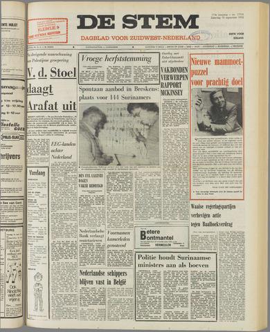 de Stem 1975-09-13