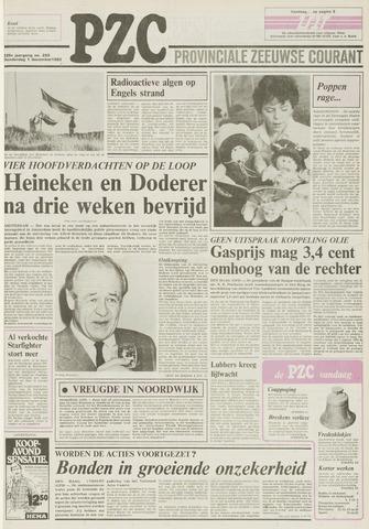 Provinciale Zeeuwse Courant 1983-12-01