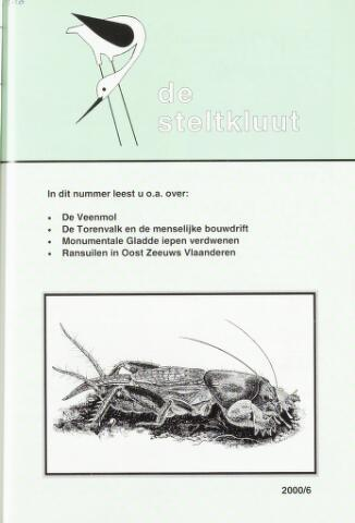 de Steltkluut 2000-12-01