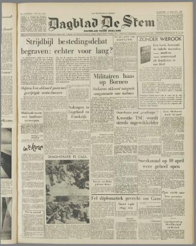 de Stem 1957-03-13