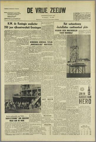 de Vrije Zeeuw 1964-06-25