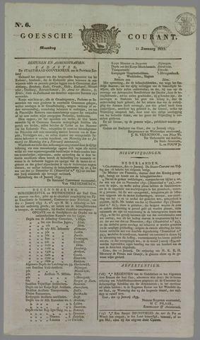Goessche Courant 1833-01-21