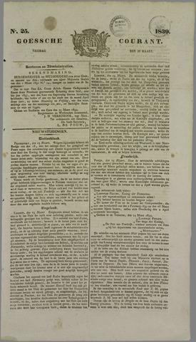 Goessche Courant 1839-03-29