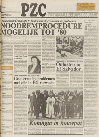 Provinciale Zeeuwse Courant 1979-05-11
