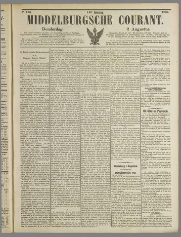 Middelburgsche Courant 1906-08-02