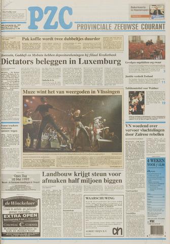 Provinciale Zeeuwse Courant 1997-05-06