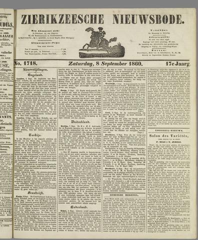 Zierikzeesche Nieuwsbode 1860-09-08