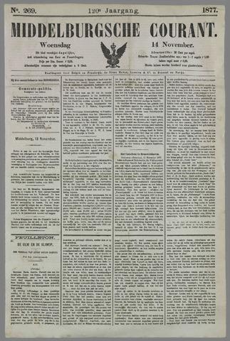 Middelburgsche Courant 1877-11-14
