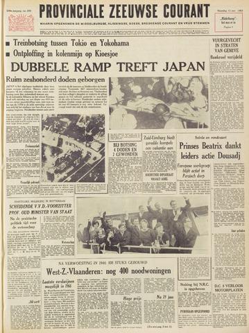 Provinciale Zeeuwse Courant 1963-11-11