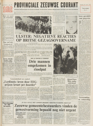 Provinciale Zeeuwse Courant 1972-03-25