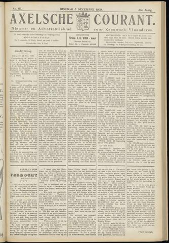 Axelsche Courant 1939-12-05